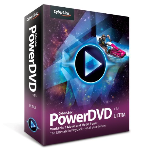 Cyberlink PowerDVD 13 Ultra