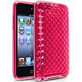 eForCity Gel Skin Cover Case for iPod touch 2G/3G (Pink)