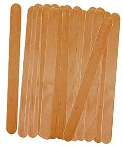 Prepworks from Progressive International PLPS-1 Wood Freezer Pop Sticks 50-Count, 1-Pack