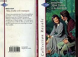 Miss Yorke et le marquis (Collection royale)