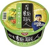 日清 麺職人 塩タンメン 87g×12個