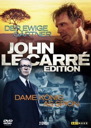 John le Carré Edition: Der ewige Gärtner / Dame König As Spion [2 DVDs]