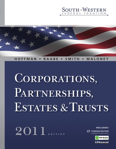 South-Western Federal Taxation 2011: Corporations,...