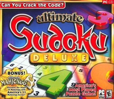 Picture of Fun Ultimate Sudoku Deluxe (B00388RWTI) (Sudoku Puzzles)