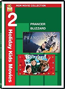 Kids Holiday Movie Two-Pack (Prancer / Blizzard)