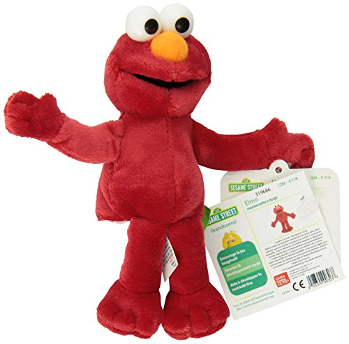 Gund Sesame Street Elmo Finger Puppet