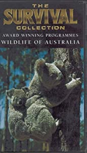 The Survival Collection - Wildlife of Australia [VHS]