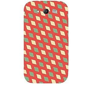 Skin4gadgets OXFORD PATTERN 11 Phone Skin for SAMSUNG GALAXY GRAND (I9082)