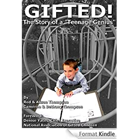 "Gifted! The Story of a ""Teenage Genius""."