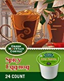 Green Mountain Coffee Fair Trade Spicy Eggnog, K-Cup Portion Pack for Keurig Brewers 24-Count