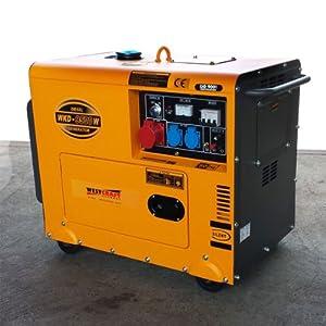 7 35 kw diesel stromerzeuger schallged mmt m radsatz notstromaggregat generator. Black Bedroom Furniture Sets. Home Design Ideas