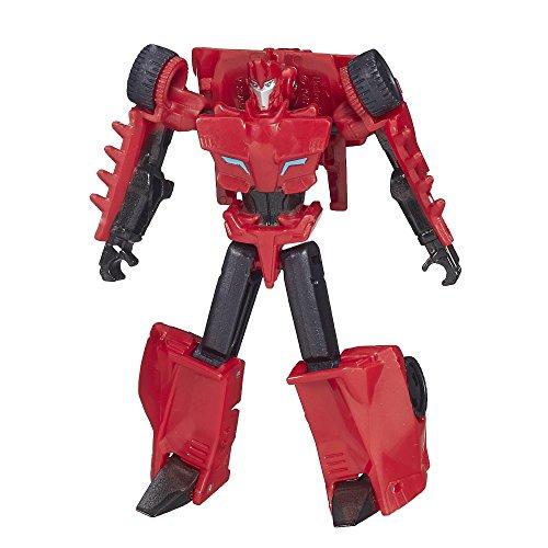 Transformers Robots in Disguise Legion Class Sideswipe 4-Inch Figure - 1