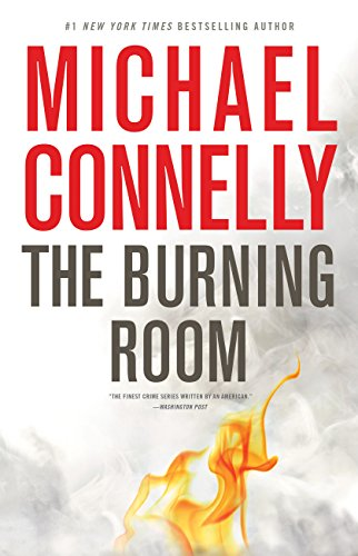 Don't miss this BEST PRICE EVER on the latest novel in the Harry Bosch series adapted for the new Amazon Original series!  The Burning Room By Michael Connelly