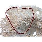 Collana Corallo Rosso Sardegna e Argento MADE IN ITALY - ART.901