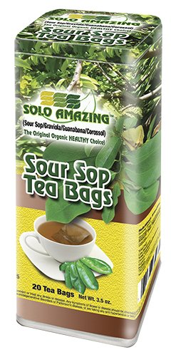 Solo Amazing Soursop Tea Bags