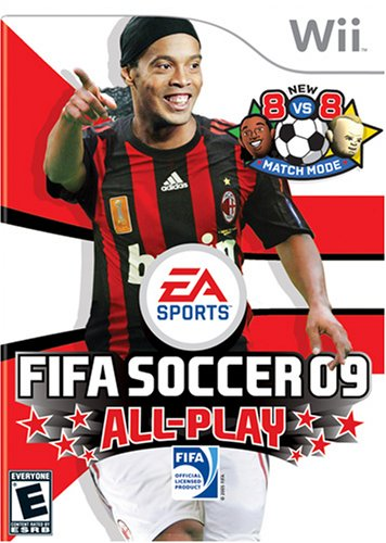51t3GFpRHfL Cheap Buy  FIFA Soccer 09 All Play
