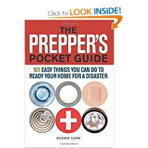 The Prepper's Pocket Guide - by Bernie Carr