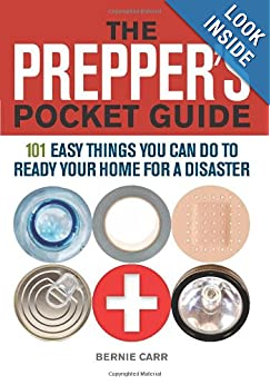 The Prepper's Pocket Guide: 101 Easy Things You Can Do to Ready Your Home for a Disaster download