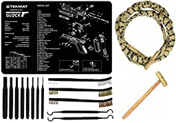 Otis Ripcord Rip Cord 9mm .380 .38 357 Mag 22.5\