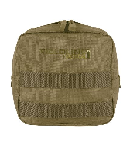 Fieldline Tactical Ops Side Lock Pouch, Coyote