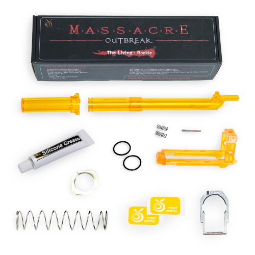 Massacre Mod Kit for Nerf Recon