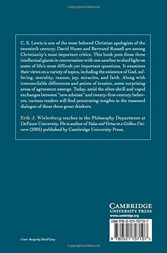 God and the Reach of Reason Paperback: C.S. Lewis, David Hume, and Bertrand Russell