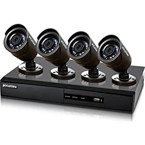 LaView 8 Channel Complete 960H Security System