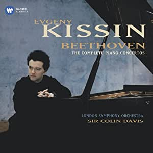 Beethoven: The Complete Piano Concertos (Coffret 3 CD)
