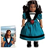 Cecilé  6 inch Mini Doll with Book