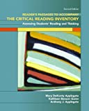Reader's Passages to Accompany The Critical Reading Inventory Assessing Students' Reading and Thinking