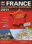 2011 Atlas Routier et Touristique � s...