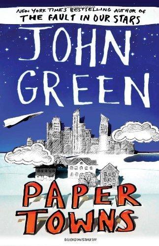 Buchseite und Rezensionen zu 'Paper Towns by Green, John (2013) Paperback' von John Green