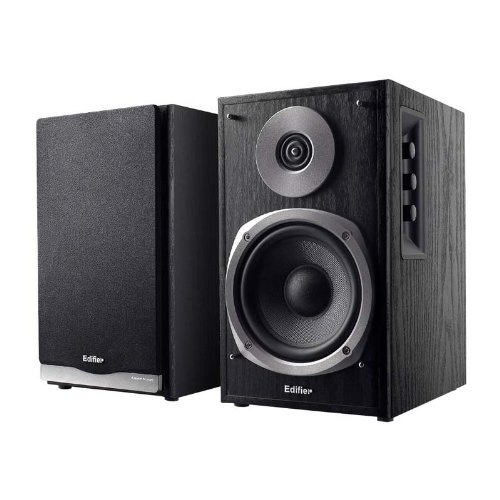 Edifier RT1600 Plus, 2.0-Soundsystem mit 2x 16W Satelliten, schwarz