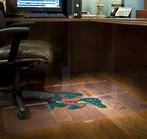 NCAA Florida Gators F Logo Foldable Hard Floor Chairmat by ES Robbins