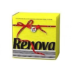 Renova Paper Napkins Red Label Type E, 320mm x 300mm, Yellow