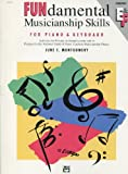img - for FUNdamental Musicianship Skills for Piano & Keyboard ~ Elementary Level E & F book / textbook / text book