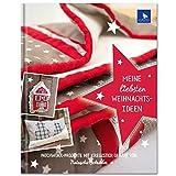 Image de Meine liebsten Weihnachtsideen: Patchwork-Projekte mit Kreuzstich genäht von Natascha Schröder