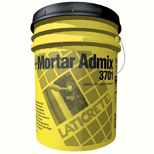 Laticrete 3701 Mortar Admix - 5 Gallon Pail
