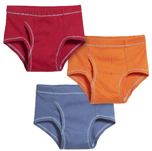 3-Pack Boy's Brief - Brights - Size 4T