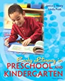 img - for Early Literacy in Preschool and Kindergarten (3rd Edition) book / textbook / text book
