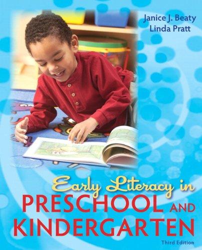 Early Literacy in Preschool and Kindergarten (3rd Edition)