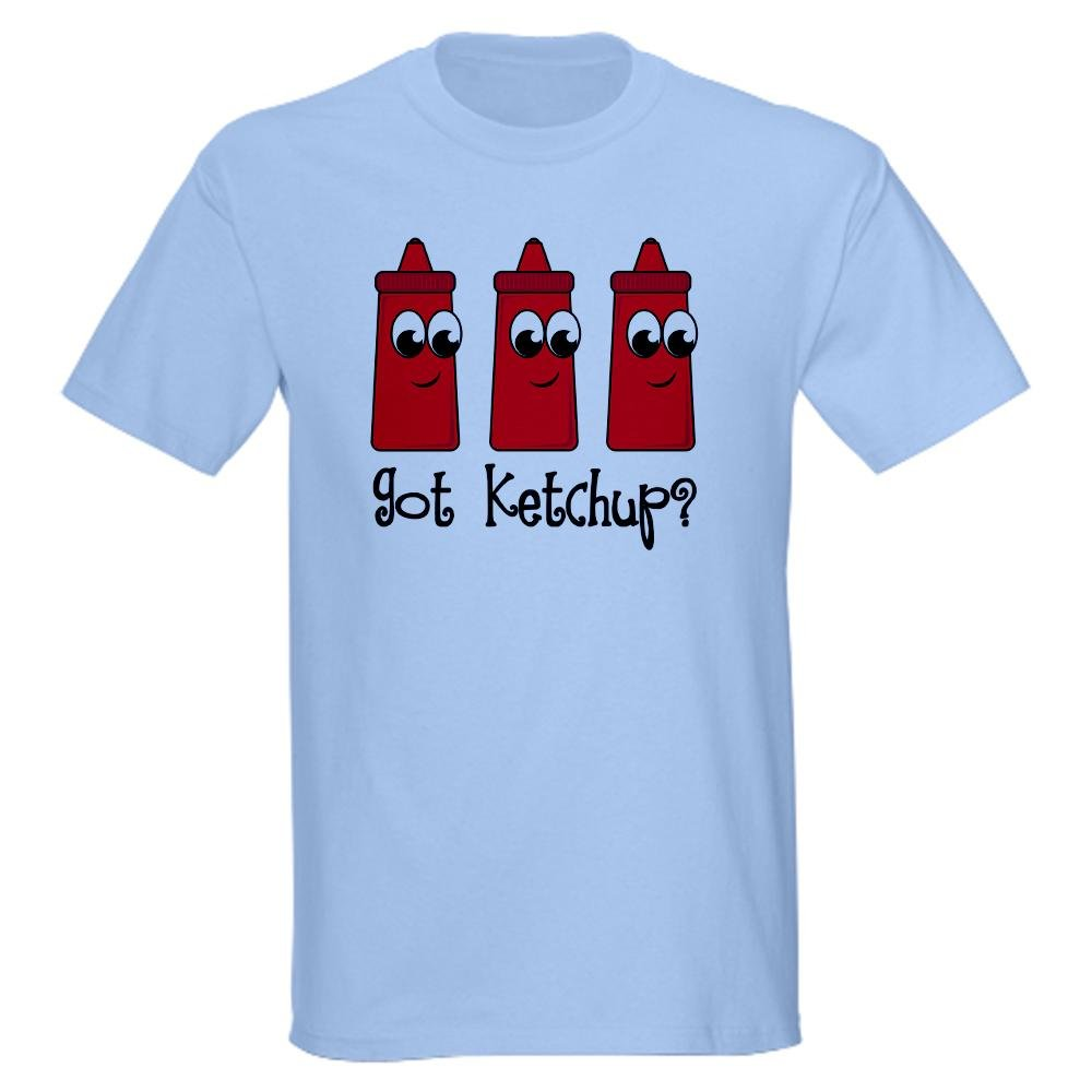 Funny Got Ketchup Ketchup Light T-Shirt