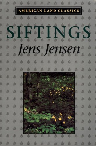 Siftings (American Land Classics)