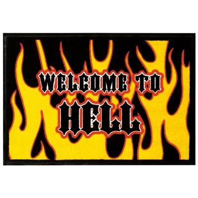 ZERBINO, Welcome To Hell-pezzi