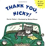 Thank You, Nicky!: A Lift-the-Flap Book
