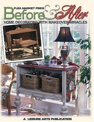 Weekend Giveaway Flea Market Finds & Painted Furniture