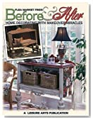 Flea Market Finds: Before and After (Leisure Arts #15916)