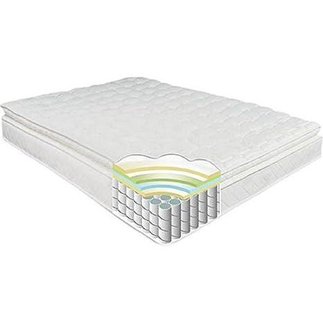 Slumber 1 Dream Pillow Top Mattress, 10-Inch.