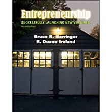 VangoNotes for Entrepreneurship: Successfully Launching New Ventures, 2/e Audiobook by Bruce Barringer, Duane Ireland Narrated by Christian Rummel, Alyson Silverman