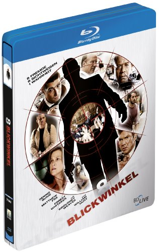 8 Blickwinkel (Steelbook) [Blu-ray]